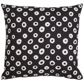 Home & Lifestyle Black Speckle Outdoor Cushion