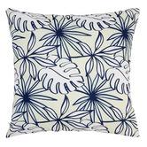 Home & Lifestyle Blue & White Palma Outdoor Cushion