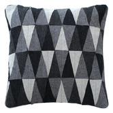 Innova Australia Triangle Mix Applique Cushion