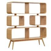 Innova Australia Ash Veneer Willow Modern Shelf