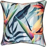 Glamour Paradise Flamebirds Outdoor Cushion
