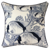 Glamour Paradise White Coral Cove Outdoor Cushion