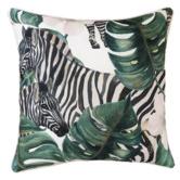 Glamour Paradise Savanna Zebra Outdoor Cushion