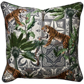 Glamour Paradise Bengali Tiger Outdoor Cushion