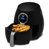 Kitchen Couture Black Kitchen Couture 5L Digital Air Fryer