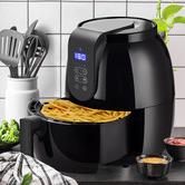 Kitchen Couture 3.5L Black Digital Air Fryer