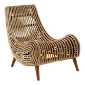 Linea Furniture Tika Accent Chair
