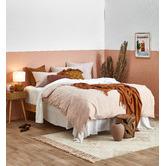 Linea Furniture Trunk Oro Side Table