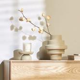 Linea Furniture Theia Metal Vase