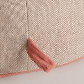 Linea Furniture Cyrus Round Pouffe