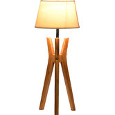 New Life Lighting Brannon Tripod Table Lamp