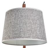 New Life Lighting Cherry Bamboo Floor Lamp