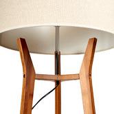New Life Lighting Jordyn Tripod Floor Lamp