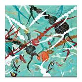 Our Artists' Collection No Es Correr; Es Flotar Wall Art