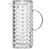 Guzzini Clear Tiffany 1.75L Acrylic Pitcher