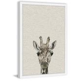 Marmont HIll Cheeky Giraffe II Framed Print