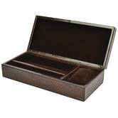 Kundra Constantin Leather Pen & Watch Box