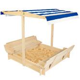Lifespan Kids Sandpit & Canopy Set