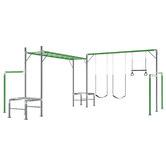 Lifespan Kids 428cm Junior Jungle Steel Playground Set