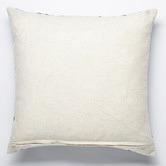 Luxotic Ivory Chintz Velvet Cushion