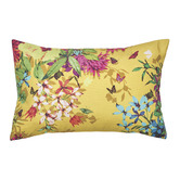 Luxotic Tropicana Gold Cushion Feather Filled