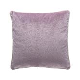 Brooklyn and Bella Porpora Purple Luxury Velvet Cushion
