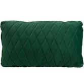 Brooklyn and Bella Coco Diamond Stitch Velvet Cushion