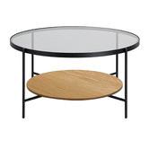 Oslo Home Glamour Steel Coffee Table