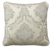 Bianca Taupe Dorset Square Cushion