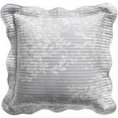 Bianca Grey Florence Square Cushion