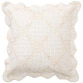 Bianca Ecru Belle Cushion