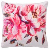 Bianca Pink Firenze Velvet Cushion