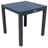 Indosoul Florida Aluminium Outdoor Side Table