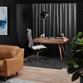Milan Direct Eames Premium Replica Management Office Chair