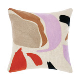Linen House Ginger Della Cotton Cushion