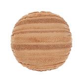 Linen House Carter Round Cotton Cushion