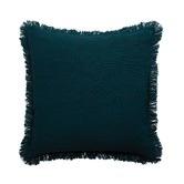 Canvas & Sasson Marais Fringe Cotton Cushion