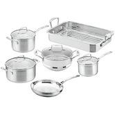 Scanpan Scanpan Impact Cookware Set 6 Piece