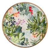 Sanctuary Studio Wildflower 35cm Mango Wood Platter