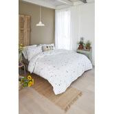 Bedding House Viooltjes Square Cushion
