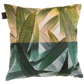 Bedding House Green Tropical Flora Cushion