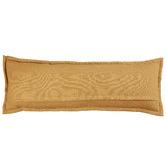 Bedding House Ochre Garden Cotton Cushion