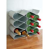 Echelon Echelon 6-Bottle Modular Wine Rack Kit