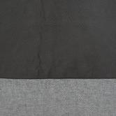 Amigos de Hoy Leather & Linen Stripe Cushion