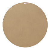 The Print Academy Round Metal Wall Mirror