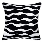 Maison by Rapee Sicily Square Reversible Outdoor Cushion