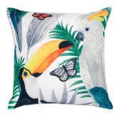 Maison by Rapee Tucano Square Reversible Outdoor Cushion