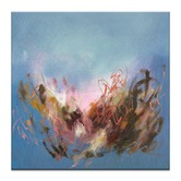Our Artists' Collection Willa Abstract Wall Art