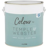 Temple & Webster Weatherboard Coloured Interior Paint