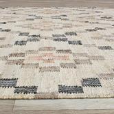 Temple & Webster Sahara Hand-Woven Rug